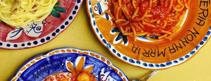 Osteria Nonna Maria is one of Amalfi Coast/Salerno.