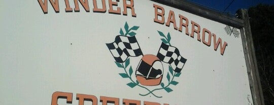 Winder Barrow Speedway is one of Things To-Do.