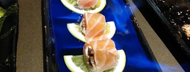 Kawa Sushi is one of Locais salvos de Fabio.