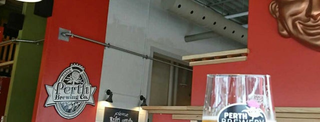 Perth Brewery is one of Steve : понравившиеся места.