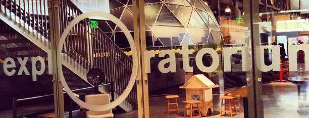 Exploratorium is one of Best SF.