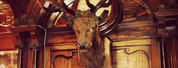 The Stag's Head is one of Top Dublin pubs.