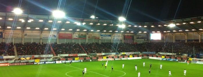 Benteler-Arena is one of Part 1~International Sporting Venues....