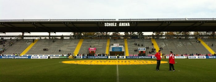 Scholz Arena (Waldstadion Aalen) is one of International Sports~Part 1....