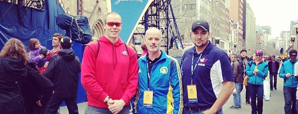 2013 Boston Marathon Expo is one of Recreation.
