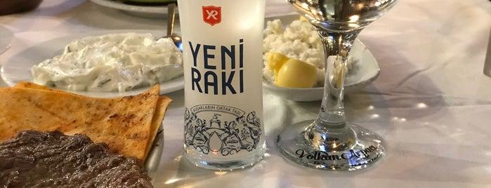 Volkan Arpacı Ocakbaşı is one of İstanbul Eateres.