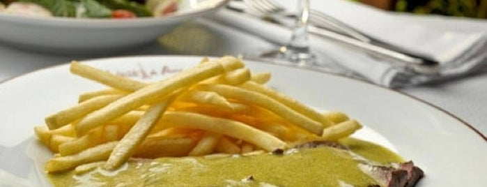 L'Entrecôte de Paris is one of Gastronomia - The Best in Sampa.