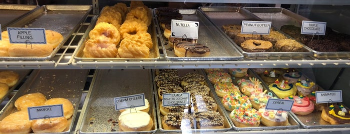 Dino's Donuts is one of Anchorage.