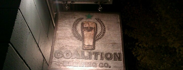 Coalition Brewing Co. is one of Oregon Breweries.