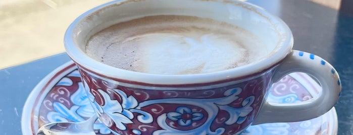 La Colombe Coffee Roaster is one of LA-coffee.