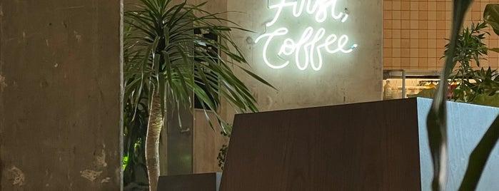 Alfred Coffee Koreatown is one of LA-coffee.