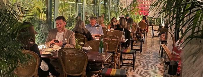 Gucci Osteria da Massimo Bottura is one of Restaurants 2.