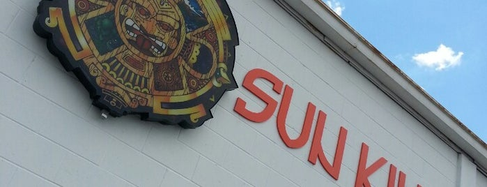 Sun King Brewery is one of Indiana Breweries.
