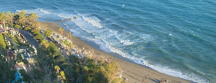 Mimo by the Sea is one of Marbella.