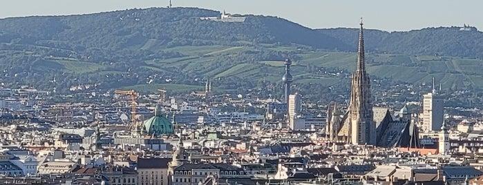 Aurora Rooftop Bar is one of Vienne.