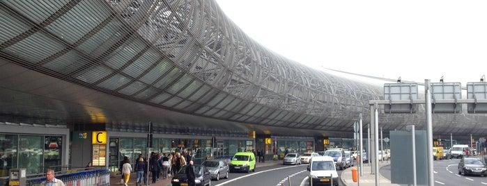 Düsseldorf Airport (DUS) is one of สนามบินนานาชาติ (1).