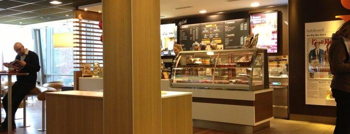 McDonald's is one of Posti che sono piaciuti a Axel.