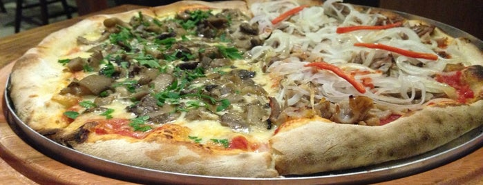 Scalinata Pizzeria Gourmet is one of Sampa.