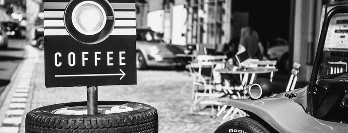 Rare Street Coffee is one of Tさんの保存済みスポット.