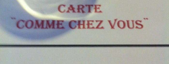 Comme Chez Vous is one of RestO (2).
