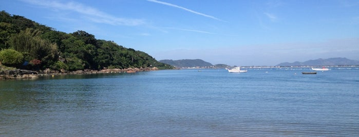 Praia da Pinheira is one of Locais curtidos por M.a..
