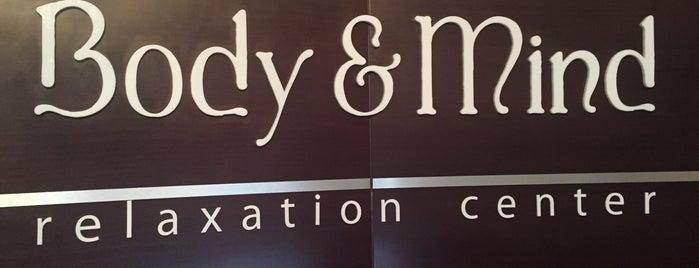 Body & Mind Massage Center is one of Posti che sono piaciuti a Anaita.
