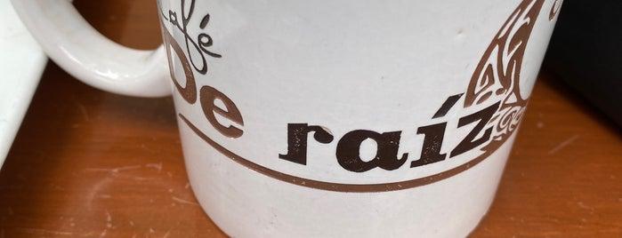 Café De Raíz is one of Pet Friendly.