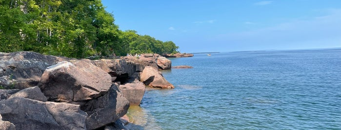Apostle Islands Area Campground is one of City Pages Best of Twin Cities: 2014.