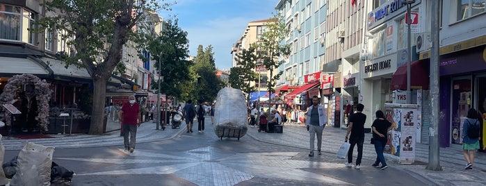 Osmanağa is one of İstanbul Mahalle.