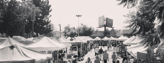 Melrose Trading Post is one of LA to-do.