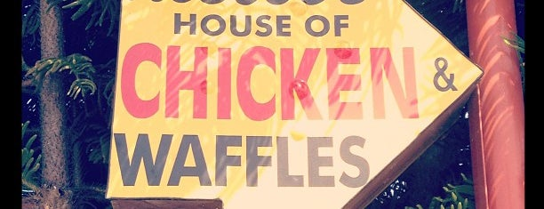 Roscoe's House of Chicken and Waffles is one of SoCal Breakfast & Brunch.