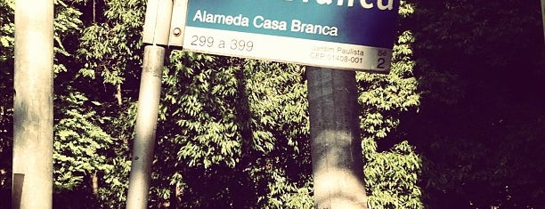 Alameda Casa Branca is one of Sampa de Carro.