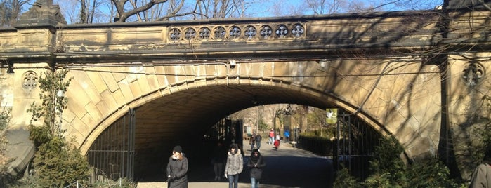 Central Park is one of World favourites.