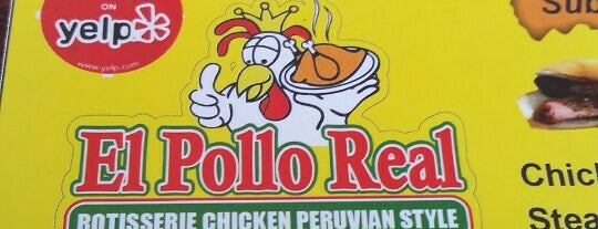 El Pollo Real is one of Tacos of Baltimore.