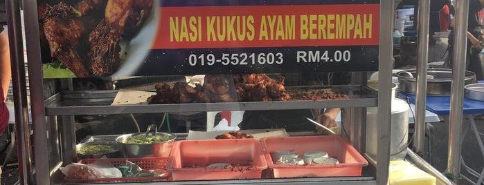 Zuki Nasi Kukus Ayam Berempah is one of Penang | Eats.