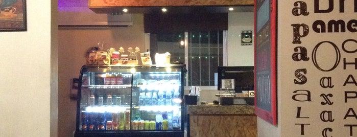 Café Murano Gourmet is one of Merida.