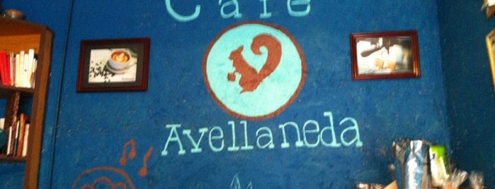 Café Avellaneda is one of Coyocoapan.