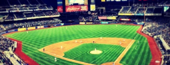 Citi Field is one of #NYCMustSee4sq Contest Winner List by Samman.