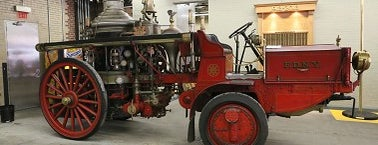 New York City Fire Museum is one of Things For Kids To Do In NYC.