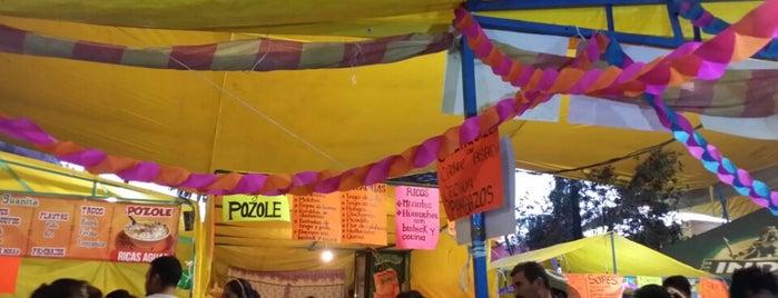 Feria de la Alegria y el Olivo is one of Lieux qui ont plu à Jorge L..