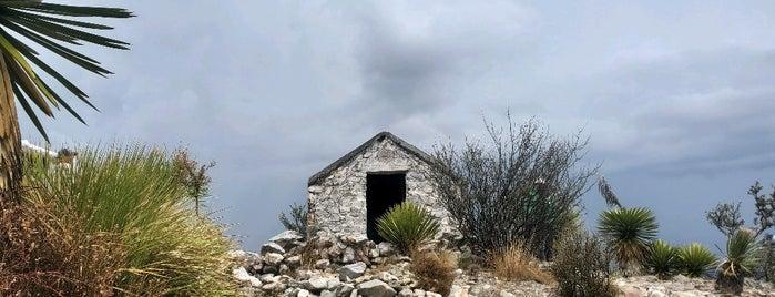 Cerro del Quemado is one of Real De Catorce.