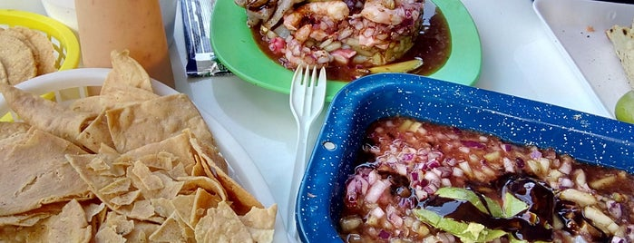 Mariscos El Gordo is one of Donde comer en Monterrey.