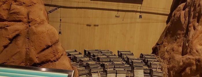 Hoover Dam Exhibit Gallery is one of kerry 님이 좋아한 장소.
