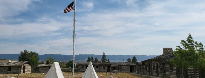 Fort Caspar Museum is one of U.S. Road Trip.