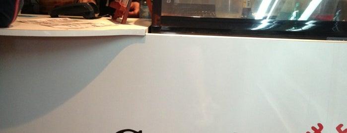 Gong Fu Noodle Bar is one of Lugares favoritos de Manuel.
