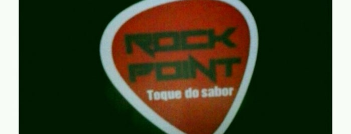 Rock Point is one of Quero conhecer.