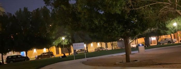 AlKhuzama Park is one of Queen: сохраненные места.
