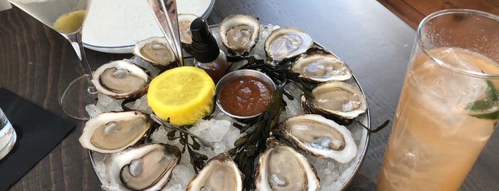 Delaney Oyster House is one of Charleston.