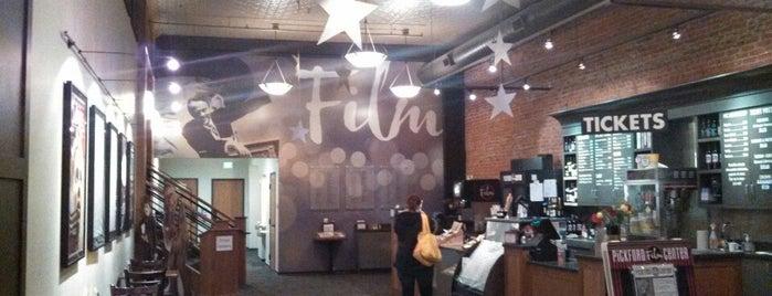Pickford Film Center is one of Community Cinema.