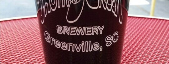Thomas Creek Brewery is one of Breweries USA.